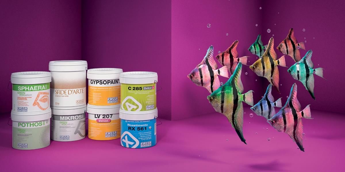Fassa bortolo mix sustav boje dekorativne tehnike - Immagini di tacchini a colori ...